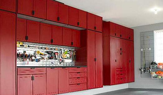 Garage Cabinets And Garage Storage Solutions Springfield