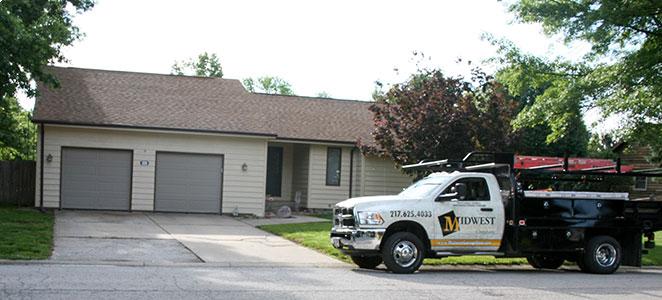 Midwest Garage Door Company Installation Amp Repair