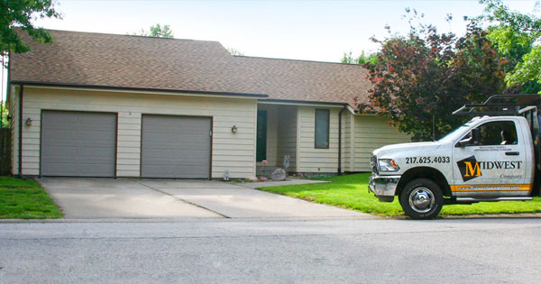 About Midwest Garage Door Company Serving Central Illinois